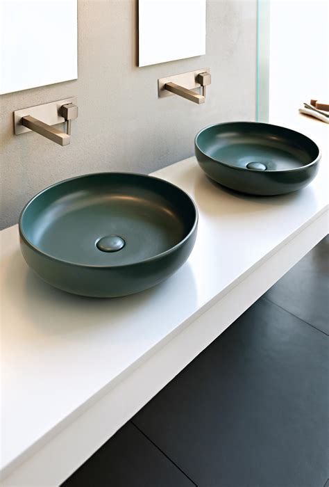 Shui Comfort On Top Bowl  Wash Basins From Ceramica Cielo