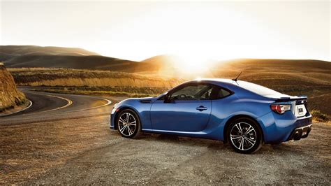 2013 Subaru Brz Wallpaper
