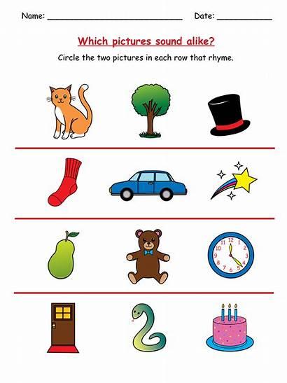 Worksheet Rhyming Clip Primary Rhyme Words Sweetclipart