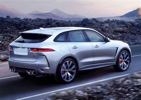 jaguar  pace  interior  facelift suv