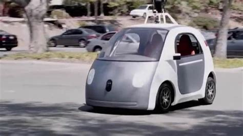 Google Releases Accident Numbers For Self-driving Cars; 11