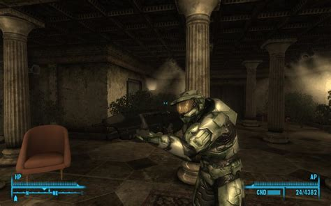 Master Chief Spartan Laser At Fallout3 Nexus