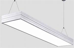 Led Drop Ceiling Lights Fast Installation   Suspended