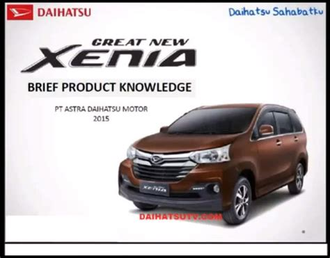 Daihatsu Backgrounds by Daihatsu Great New Xenia 2015 Brosur Daihatsu Great New