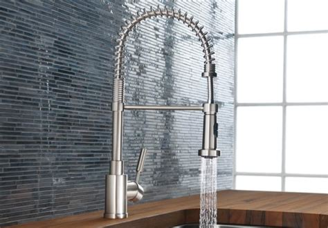 Blanco Meridian Semi Pro Kitchen Faucet by Blanco Meridian Semi Professional Blanco