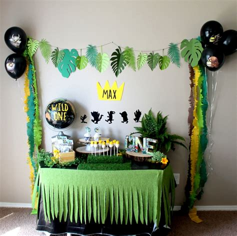 Wild Things Decoration Package Frolic And Frills