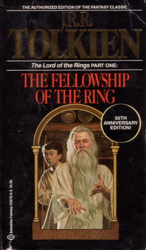 Lord Of The Rings The Fellowship Of The Ring Readinganyone