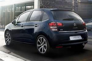 Carros E Cia  Citro U00ebn C3 Europeu Ganha Novo Visual