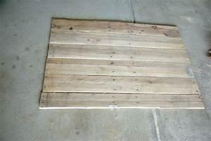 Table En Palette : fabriquer une table en palette pour le patio bricobistro ~ Melissatoandfro.com Idées de Décoration