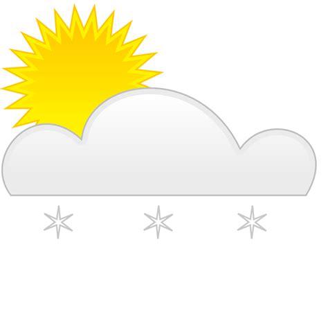 onlinelabels clip art sun snow