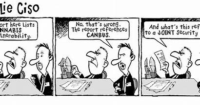 Cyber Security Cartoon Joint Council Tag Ciso