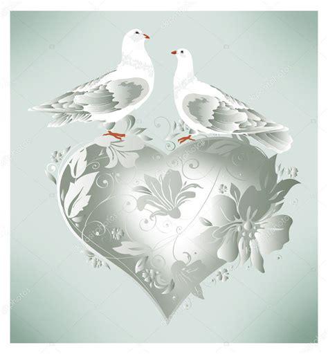 Wedding doves Stock Photo © art321 #6599619