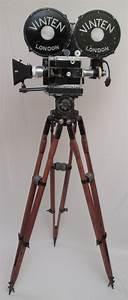 1930's Vinten 35mm Motion Picture Film Camera   Old ...