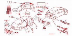 Honda Civic 2008 Parts Diagram