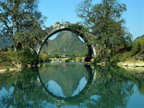 Yangshuo Yulong Bridge, Guilin Yangshuo Travel Photos ...