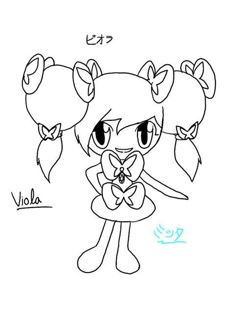 colored violas how to draw violas