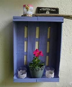 Pinterest Bricolage Jardin : cagette tag re bricolage pinterest cagette idee ~ Melissatoandfro.com Idées de Décoration