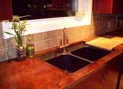 comptoir ciment cuisine comptoirs de beton com et silex béton décoratif