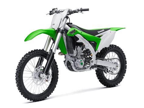 kawasaki motocross bikes 2017 kawasaki kx450f reviews comparisons specs