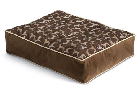 crypton dog bed medium rotator hot chocolate