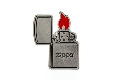 tie backpack zippo lighter lapel pin tie tack zippo