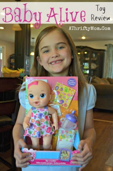 baby alive toy review  giveaway playlikehabro