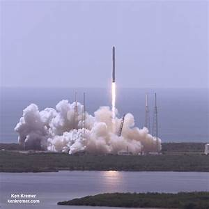 Cause of SpaceX Falcon 9 Rocket Failure Unknown; Launch ...