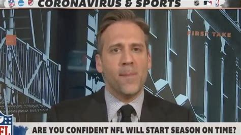 Max kellerman is an american sports television personality and boxing commentator. Max Kellerman Does Not Think the NFL Will Be Able to Finish 2020 Season
