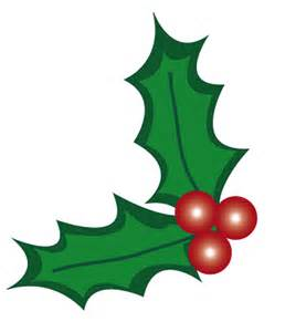 Christmas Holly Berry Clip Art