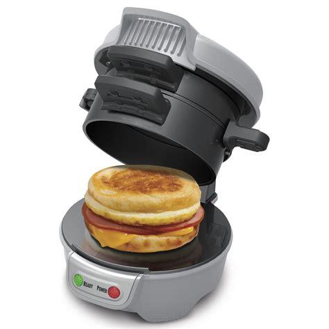 Breakfast Sandwich Maker   The Green Head