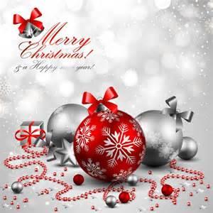 Merry Christmas Ornament Clip Art