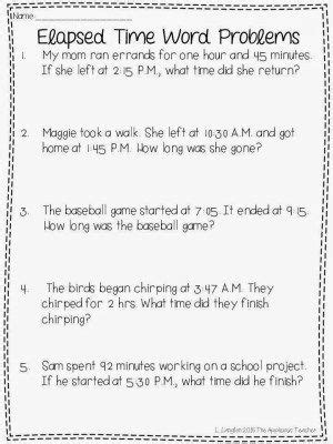 elapsed time activities and a free download applicious