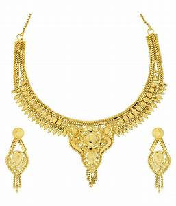 1 Gram Gold Necklace Sets With Price - Jewelry Ideas