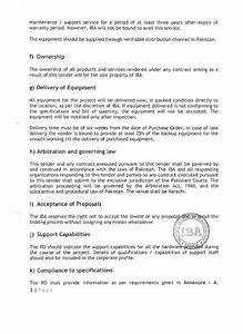 tender document for procurement of branded computers With tender documents images