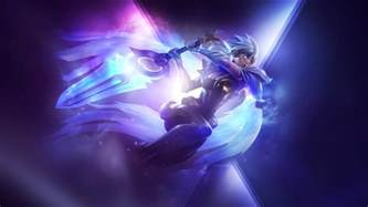 League Of Legends Artwork by Dawnbringer Riven Lol Wallpapers