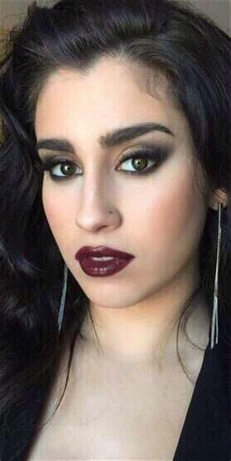 brown eyes  lauren lauren jauregui pinterest