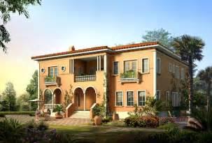 Fresh Italian Home Design by New Home Designs Italian Villas Designs