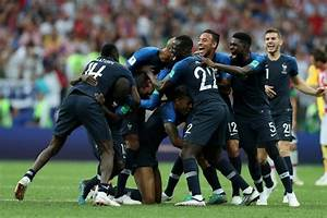 World Cup Final: France Crowned Champion After 4-2 Win ...