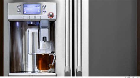 This $3,300 refrigerator has a Keurig coffee maker built in   Jan. 18, 2015