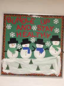 School Nurse Health Bulletin Boards