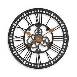 buy firstime 174 gear clock from bed bath beyond