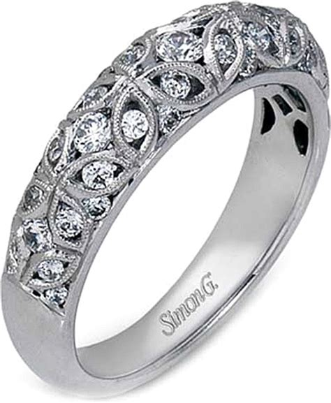 Simon G Filigree Diamond Wedding Band Mr1523. Superocean Breitling Watches. Small Eternity Band. 14 Karat Gold Bangle Bracelets. Altitude Watches. Laboratory Grown Diamond. 3ct Diamond Rings. Tagua Necklace. Female Earrings