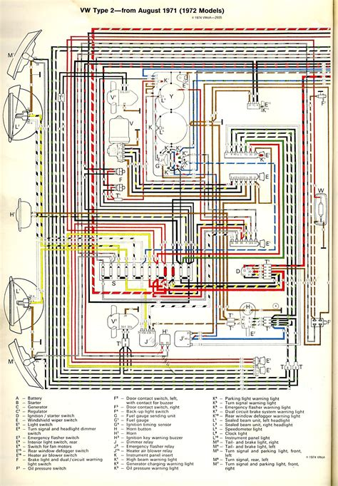 Volkswagen Wiring For 1969 by 1969 Vw Beetle Wiring Diagram