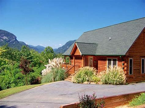 lake cabin rentals lake lure nc cabin rentals chimney rock nc vacation