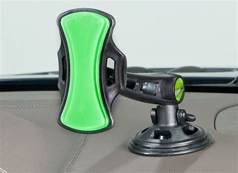 gripgo smartphone mount holder smart phone mounts for your car for less than 20 00