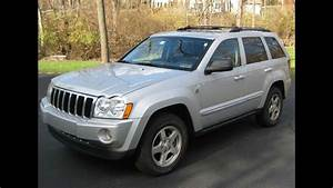 2006 Jeep Grand Cherokee Limited 2wd V8 Review