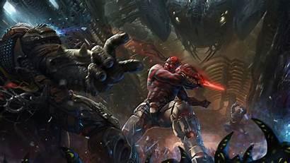 Star Reimagined Artstation Wars Artwork Maul Challenge