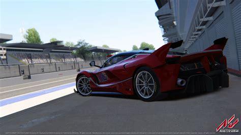 racing sim assetto corsa arrives  ps  xbox
