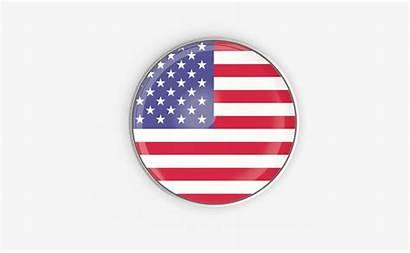 Round Flag Usa Button Clipground