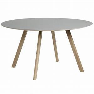 Table Ronde 140 Cm : hay copenhague cph25 tafel gezeept eiken 140 flinders verzendt gratis ~ Teatrodelosmanantiales.com Idées de Décoration